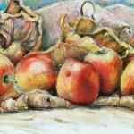 Appels en blad II