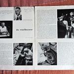Artikel met foto's door mijn vader