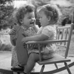 mijn zusje en ik