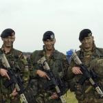 Militairen