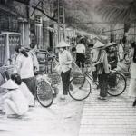 Hanoi wetmarket.