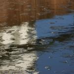 Frozen reflection VIII
