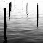 Bodensee reflectie