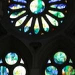 Panorama glas in lood Sagrada