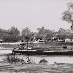 Aak op de IJssel