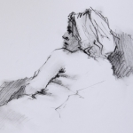 Vrouw rug