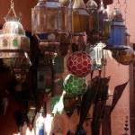 lampen in de soukh