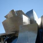 Bilbao-Guggenheim buiten