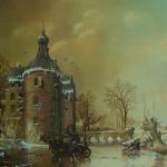 Kasteel Well te Well Limburg.
