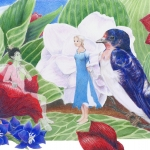 Thumbelina and the prince