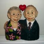 Bertha en Joep