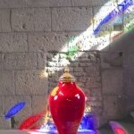 Tuscany vase.