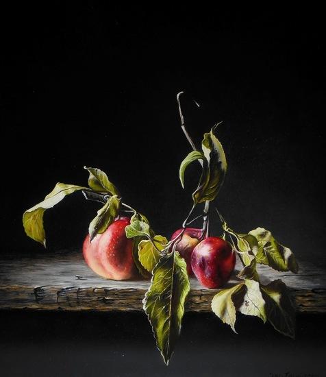 Appels (35 x 30 cm)