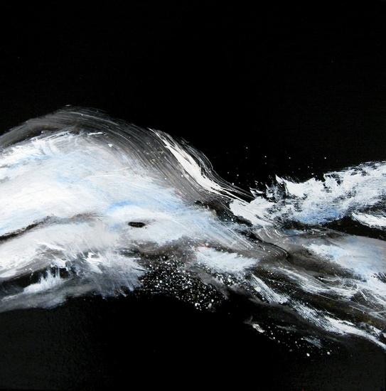 breaking wave 9