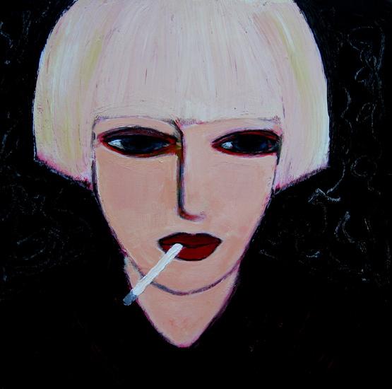 the forbidden cigarette