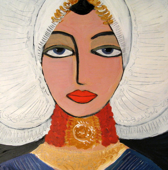 Zeeuws meisje 1910