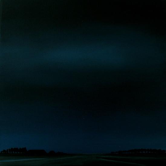 De stilte van de duisternis