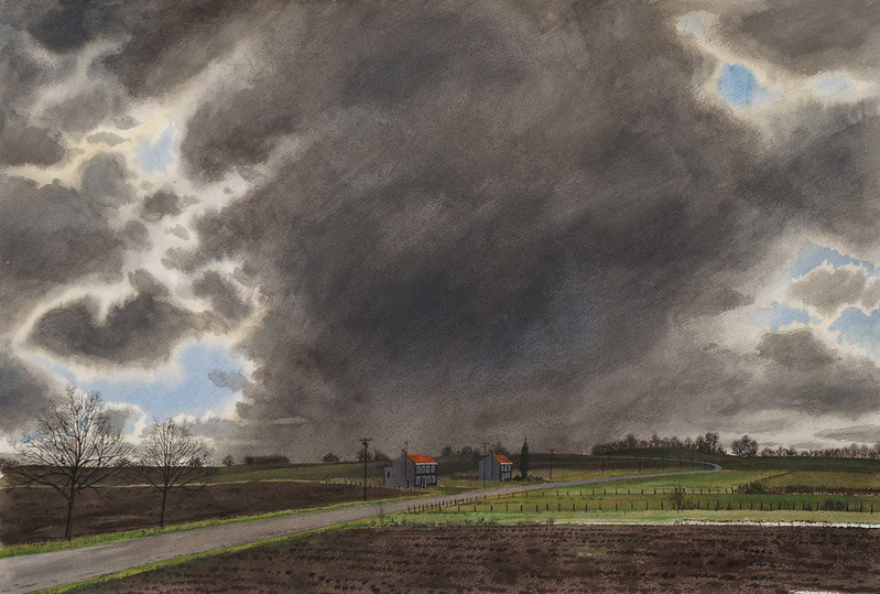 Plotselinge Storm