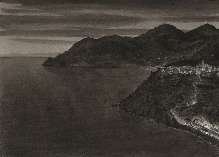 Kust van Cinque Terre