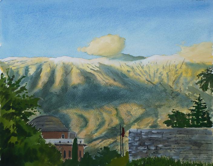 Bergen bij Gjirokaster