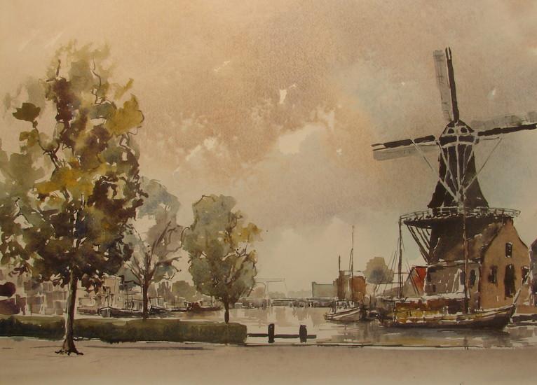 Haarlem, De Adriaan