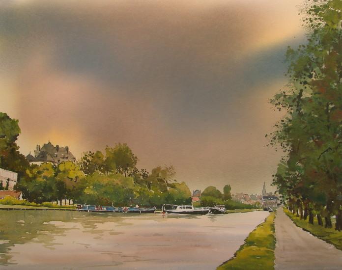 Canal de Nivernais