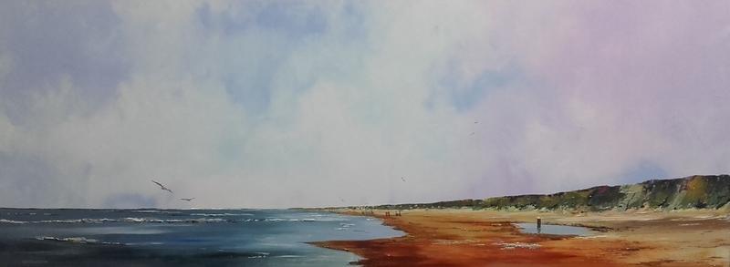 16003 - Een rustige zee