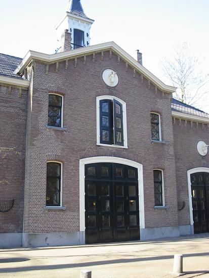 Het Koetshuis -A0