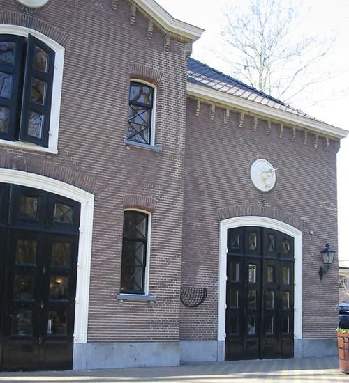 Het Koetshuis -A1a