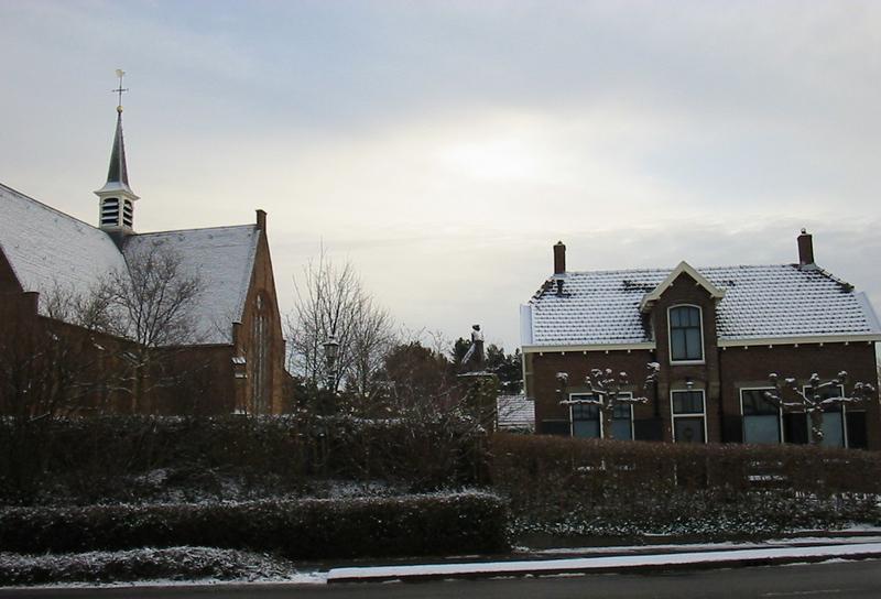 Groene Kerkje -A3
