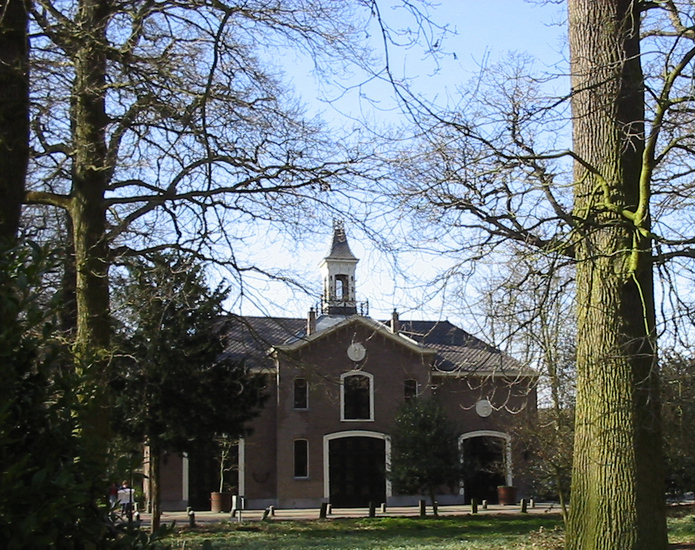 Het Koetshuis -0