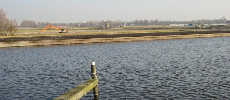 Haven en brug Poelgeest -1