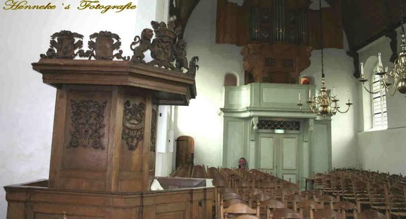 Groene Kerkje - Interieur -1