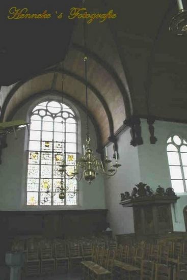 Groene Kerkje - Interieur -2