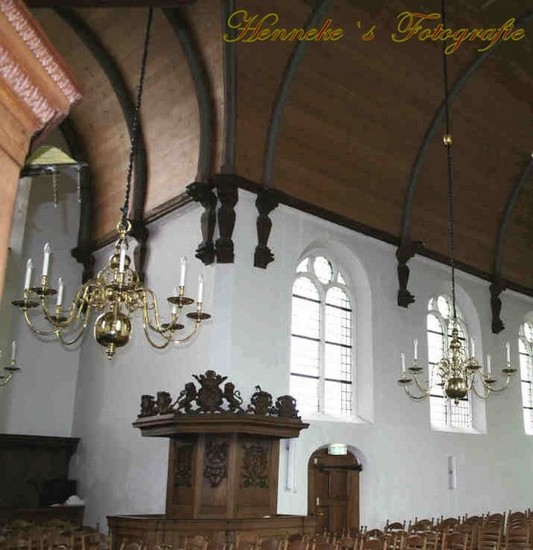 Groene Kerkje - Interieur -3