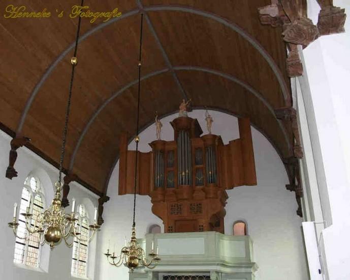 Groene Kerkje - Interieur -4