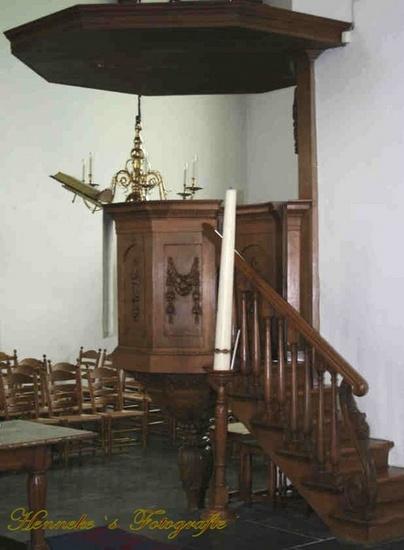 Groene Kerkje - Interieur -5