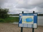 De Klinkenbergerplas vindt u tussen Oegstgeest en Warmond.