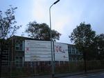 De nieuwe Montesorischool op de Lange Voort in Oegstgeest.