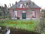 Boerderij Klein Bouwlust ligt aan de Haarlemmertrekvaart en kijkt uit op de Haven Poelgeest.