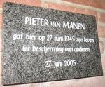 Er was een grote tragedie op de Gevers-Deutz Terweeschool op 27 juni 1945. Meer kunt u lezen in het boek ''Oegstgeest in bange dagen'', geschreven door Riet van Dort en Bert Driessen. Op de website van Wim Hoogerdijk staat een kort verhaal erover. Ter herhinnering aan zijn overlijden is een plaquette geplaatst in de school.