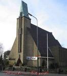De Pauluskerk vindt u op de Warmonderweg in Oegstgeest.