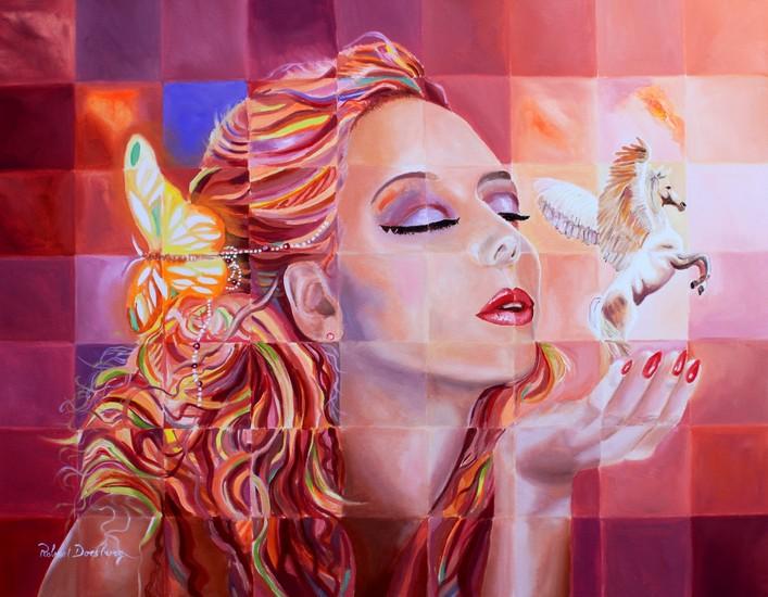 I dream about Pegasus
