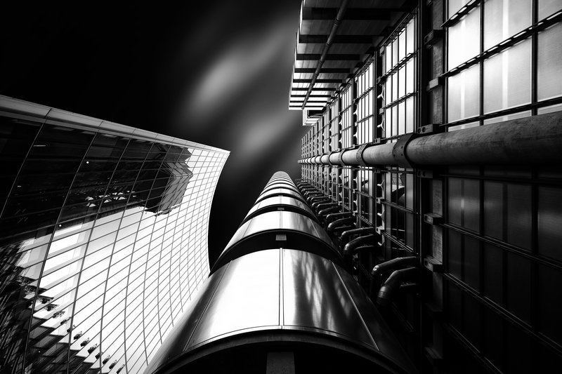 World of Glass and steel 1