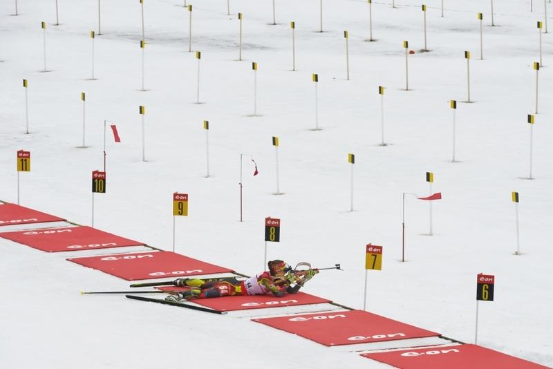 Biatlon Holmenkollen 1