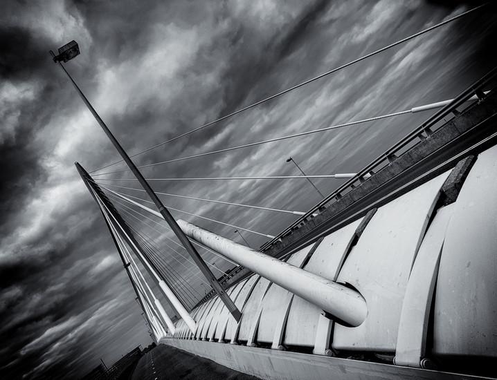 Prins Claus Bridge Utrecht 3