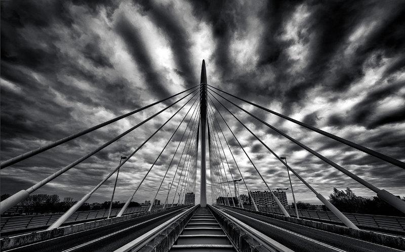 Prins Claus Bridge Utrecht 1