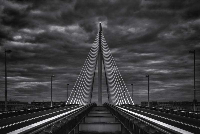 Prins Claus Bridge Utrecht 2