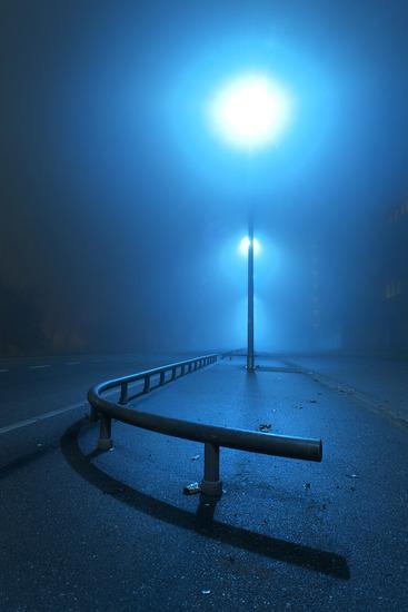 Evening Fog 4