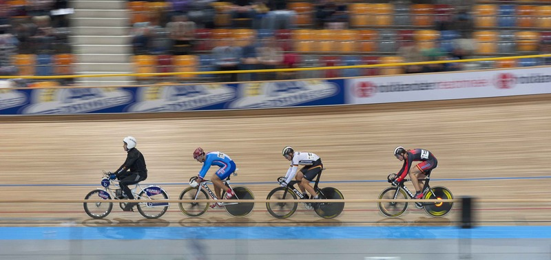 EC Track Cycling 8